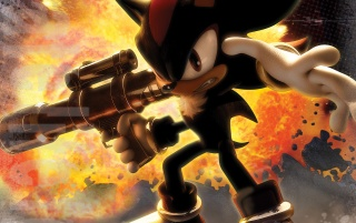 Shadow the Hedgehog wallpapers and stock photos