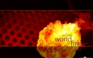 Random: World on Fire