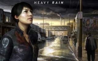 Heavy Rain wallpapers and stock photos