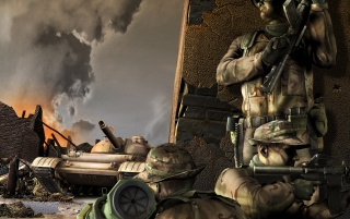 SOCOM 2 wallpapers and stock photos