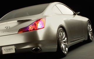 Infiniti 2006 concept wallpapers and stock photos
