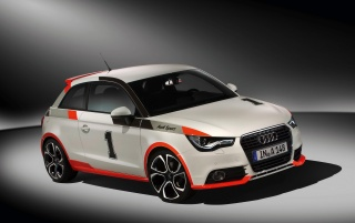 2010 Audi A1 Competition Kit wallpapers and stock photos