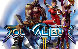 Soul Calibur 2 wallpapers and stock photos