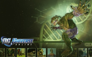 DC Universe Online Killer Croc wallpapers and stock photos