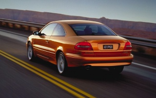 Volvo C70 #1 wallpapers and stock photos