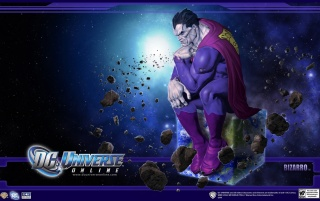 DC Universe Online Bizarro wallpapers and stock photos