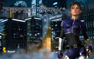 Perfect Dark wallpapers and stock photos