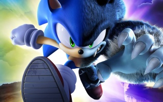 Sonic Unleashed wallpapers and stock photos