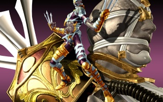 Random: Soul Calibur 2