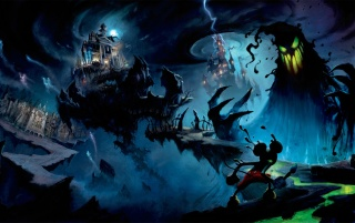 Epic Mickey wallpapers and stock photos