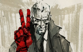 MGS Peace Walker wallpapers and stock photos