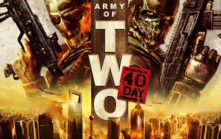 Army of Two wallpapers and stock photos