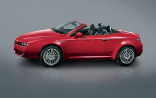 Alfa Romeo Spider wallpapers and stock photos