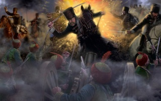 Cossacks: European Wars wallpapers and stock photos