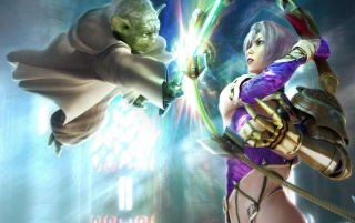 Soul Calibur 4 wallpapers and stock photos