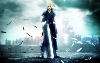FFVII: Advent Children wallpapers and stock photos