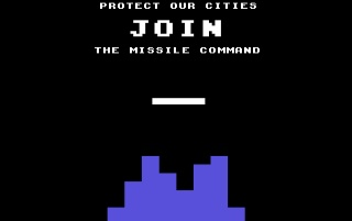 Retro: Missile Command wallpapers and stock photos