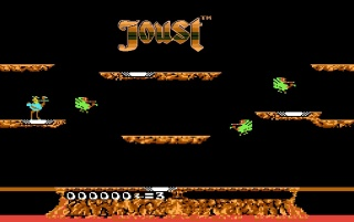 Retro: Joust wallpapers and stock photos