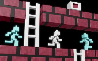 Lode Runner wallpapers and stock photos
