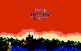 Castlevania 3: Draculas Curse wallpapers and stock photos