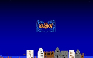 Retro: Karnov wallpapers and stock photos