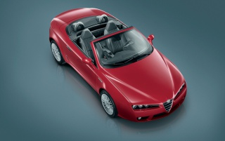 Alfa Romeo Spider 2 wallpapers and stock photos