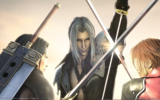 FFVII: Crisis Core wallpapers and stock photos