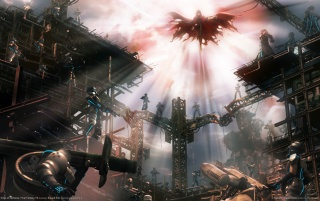 FF7: Dirge of Cerberus wallpapers and stock photos