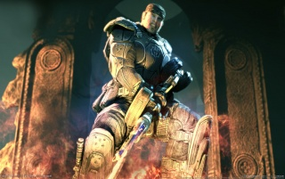 Gears of War 2 wallpapers and stock photos