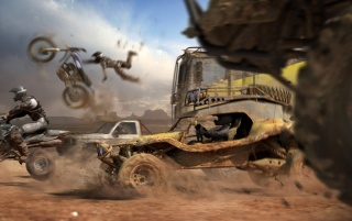 Motorstorm wallpapers and stock photos
