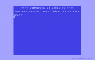 Retro: C64 wallpapers and stock photos