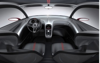 Ford Start Concept interior wallpapers and stock photos