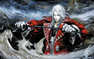 Castlevania: Alucard wallpapers and stock photos
