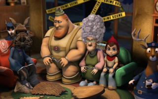 Hoodwinked family wallpapers and stock photos