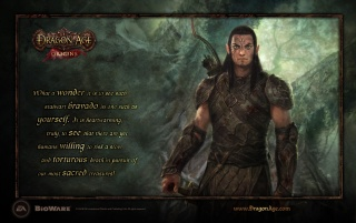 Dragon Age: Origins Elf wallpapers and stock photos