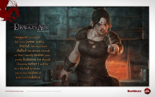 Dragon Age: Origins Dwarf wallpapers and stock photos
