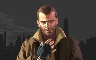 GTA IV wallpapers and stock photos