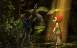 Hoodwinked girl wallpapers and stock photos