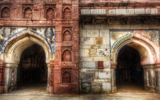 Doors of India wallpapers and stock photos