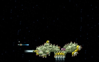 Random: Retro: R-Type Level 3