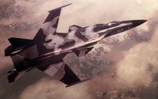 Ace Combat - Project Aces wallpapers and stock photos
