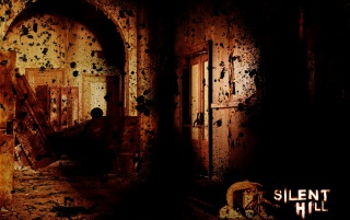 Silent Hill seltsam wallpapers and stock photos