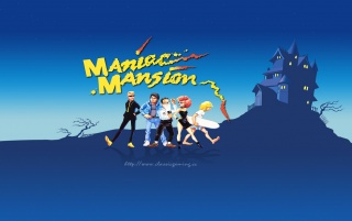 Maniac Mansion wallpapers and stock photos