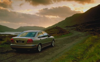 Volvo S40 #1 wallpapers and stock photos