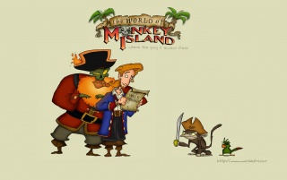 Monkey Island wallpapers and stock photos