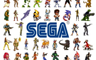 Retro: Sega Genesis wallpapers and stock photos