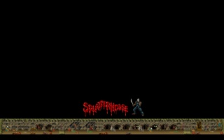 Retro: Splatterhouse wallpapers and stock photos