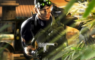 Random: Splinter Cell Pandora Tomorrow