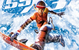 SSX 3 wallpapers and stock photos