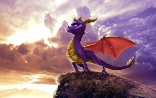 Spyro the Dragon wallpapers and stock photos